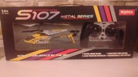 Syma S107 Infrared Remote Controlled Helicopter (Brand new in box)
