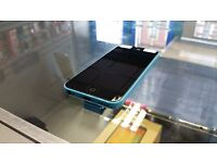 (Receipt given) Apple iPhone 5C 32GB on EE / Virgin - Blue