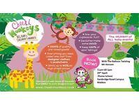 Cheeki Monkeys BIG Baby and Childrens Market