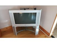 Sony Wega Television & Stand