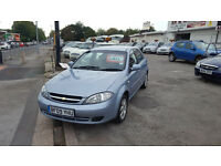 2009 CHEVRLET LICCET SX 1.6 PETROL TOP CAR ONLY 51K MILEAGE 12 M MOT 3 MONTHS NATIOWIDE WARRANTY