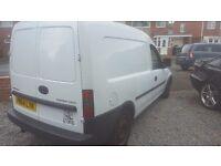 Vauxhall combo 1.7 diesel full mot px welcome