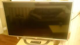 "Lg 42"" smart full hd tv like new condition."
