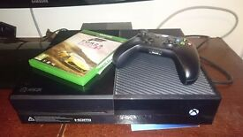 Xbox One 500GB + 1 Controller + 9 Games