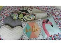 Set 8 cushions
