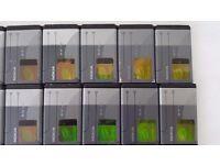 Nokia Battery Batteries BL-5C Job lot (30 in number)