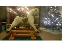 Merrythought rocking horse