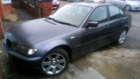 BMW 318i SE 2002 (52 plate)