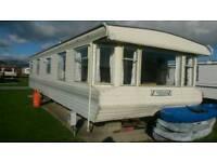 Mobile home static caravan