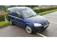 2010 Vauxhall Combo 1.3CDTi full year mot full service