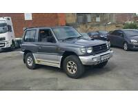 ** MITSUBISHI SHOGUN FLARED ARCH FACE LIFT MODEL ** CHEAP SHOGUN **