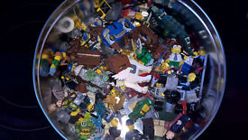 Lego Figures and accessories.