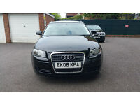 A fabulous example of a low mileage Audi A3
