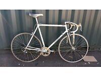 Vintage Orbit SPX Lightweight Road Racing Bike Reynolds Shimano 105 Very Rare