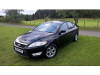 08/58 FORD MONDEO ZETEC WITH 12 MONTHS MOT FULL SERVICE HISTORY