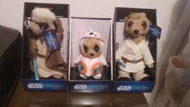 Star Wars meerkats