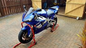 Yamaha R1 5jj Low miles Immaculate Swap,Sell