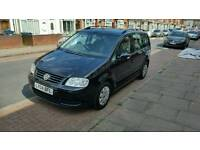 Volkswagen Touran 1.6 FSI S 5dr (7 Seats) Automatic
