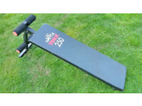York 250 Sit Up Exercise Bench