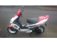 PEUGEOT SPEEDFIGHT 2 50cc Rare R CUP Model In Excellent Condition