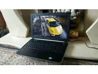 Dell E5520 laptop, 4GB DDR3 RAM, 15.6 inch LED HD Screen, Photoshop, Office, Win 10