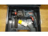 Bosch Hammer Drill 110V Excellent Condition