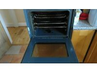 Neff double electric fan oven 10 years old great working order.