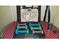 Small dunbell weights