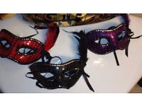 Fancy Dress Part Masks