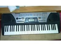 Yamaha psr 175 key board