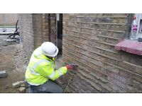Pointing, Brick repair and Traditional Brickwork Specialist