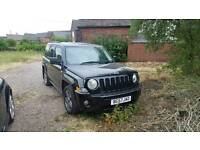 Jeep patriot 2ltr crd 2008 only 60000 miles