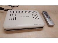 I-Can Full HD Freeview Box