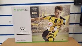 XBOX ONE S 500GB FIFA 17 BUNDLE BRAND NEW WITH WARRANTY & RECEIPT