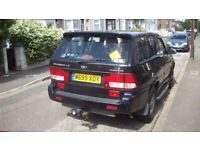 Daewoo musso 4x4 for sale  Ramsgate, Kent