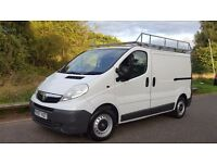 Vauxhall Vivaro 2.0 CDTi Panel Van (SWB) *VAT IS INCLUDED IN THIS PRICE* ONLY DONE 66k 1YR WARRANTY
