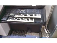 Technics gx7 organ