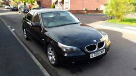 BMW 5 series 525D SE BLACK MANUAL
