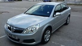 VAUXHALL VECTRA 1.8 VVTI EXCLUSIVE F.S.H