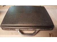 Samsonite hard briefcase