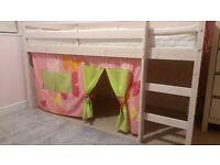Underbed Tent for midi sleeper