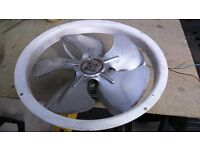 extraction fans ventilation/ cooling fans/ hydroponics /garage fumes/ spray paint