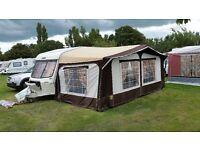 5 berth caravan,
