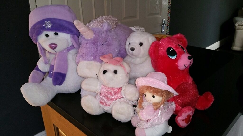 Various Teddies