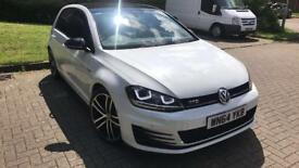 VW GOLF 1.6 TDI BMT DSG | FULL GTD