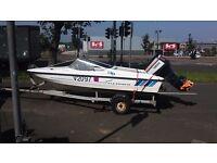 Fletcher speadboat may swap/px ski/car/bike