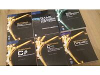 Game Design/Programming Book Collection (6 books, with disks)