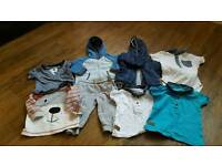 6-9/9-12 months clothes bundle