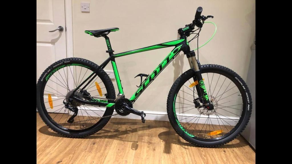 693f9d43d71 Scott scale 750 hard tail mountain bike   in Castleford, West Yorkshire ...