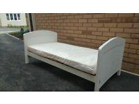 Humphreys Corner Cot Bed